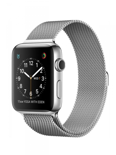 Apple Watch s3 38mm stainless steel