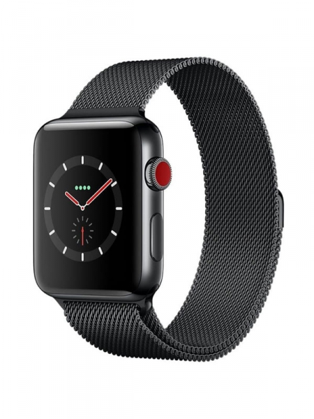 Apple Watch s3 42mm stainless steel