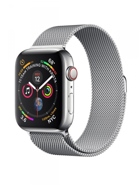 Apple Watch s4 40mm stainless steel