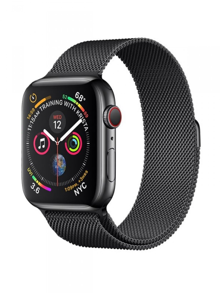 Apple Watch s4 44mm stainless steel