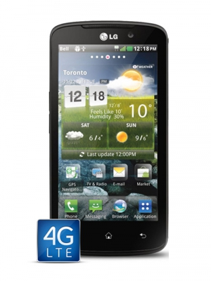 LG P936 Optimus True HD LTE